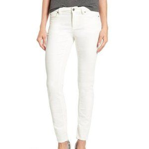 TWO by Vince Camuto White Wash Skinny Jeans 30/10
